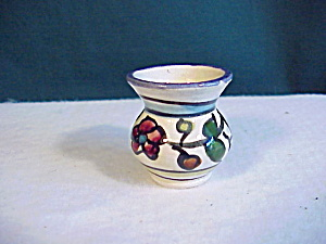Doll House Pottery Jardeniere H.p.