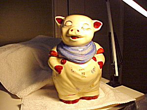 SHAWNEE SMILEY COOKIE JAR (Image1)