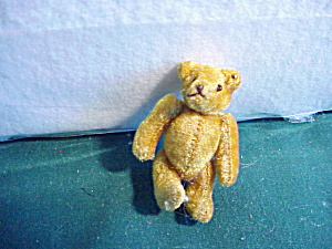 FANTASTIC STUFFED BEAR Two Inches and jointed (Image1)