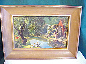 "FRAMED DETLEFSEN ""GOOD OLD SUMMERTIME"" (Image1)"