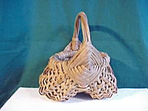 Twisted Handle Butt (Buttocks)basket