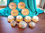 Click to view larger image of CHILD'S TEA SET - MADE IN JAPAN - 17 PIECES (Image1)