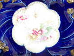 Click to view larger image of RS PRUSSIA COBALT FLORAL BOWL (Image2)