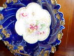 Click to view larger image of RS PRUSSIA COBALT FLORAL BOWL (Image3)
