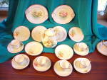 Click to view larger image of ORNATE RS PRUSSIA CHILDS TEA SET (Image1)