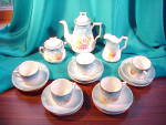 RS PRUSSIA (um) 17 PIECE CHILDS TEA SET