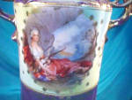 Click to view larger image of RS PRUSSIA (RV) STUNNING HUGE VASE W/FLORA & DIANA (Image4)