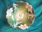 """Click to view larger image of RS PRUSSIA (SAXE ALTENBURG)10 1/2"""" bowl (Image1)"""