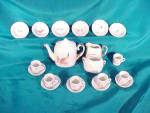 Click to view larger image of RS PRUSSIA(UM) ADMIRAL PEARY CHILD'S TEA SET (Image1)