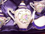 Click to view larger image of DELEON CHILD'S INDIVIDUAL TEA SET/COBALT (Image2)