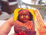 Click here to enlarge image and see more about item DOLL17: SKOOKUM ? MAILER PAPOOSE