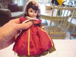 Click here to enlarge image and see more about item DOLL19: MADAME ALEXANDER INTERNATIONAL SERIES - CANAD