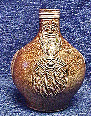 Bellarmine Jug - 20th Century