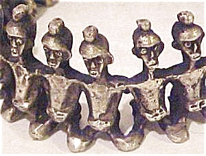 Ancestor Figures Circle - Kalimantan