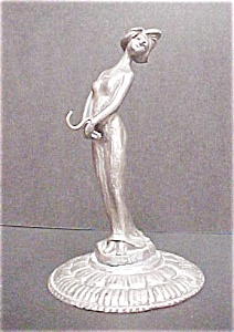 Female Figural Pocket Watch Holder (Image1)