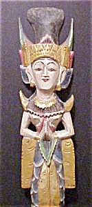 Dewi Sri - Goddess of Rice - Bali (Image1)