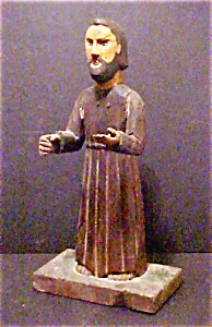 Santos - St Francis of Assisi (Image1)