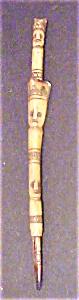 Oceanic Carved  Bone Figural Totem (Image1)