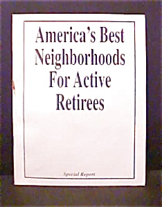 America's Best Neighborhoods For Retirees