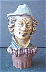 European Figural Bottle Stopper (Image1)
