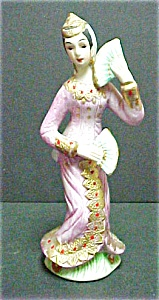 Ceramic Balinese Dancer (Image1)