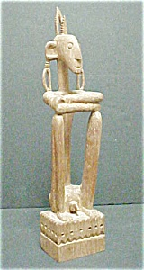 Tanimbar Ancestor Figure - Moluccas Islands (Image1)