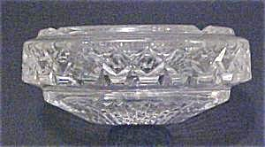 Leaded Cut Crystal Ashtray (Image1)