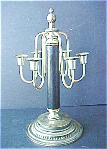 Vintage Metal Smaller Sized Candelabrum (Image1)