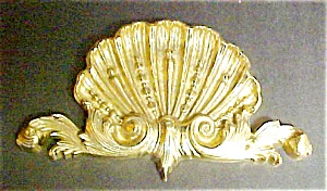 Brass Shell Architectural Decoration