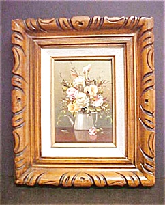 Still -Life  Of  Flower Arrangement (Image1)
