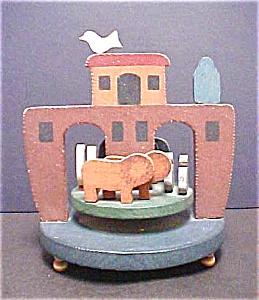 Noah's Ark Animal Music Carousel (Image1)