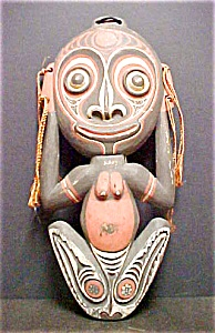 Kood Island Figural Suspension Hook