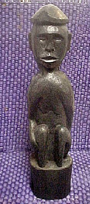 Kalimantan, Borneo Fetish Figure