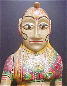 Asian Indian Female Figure - 20th Century (Image1)