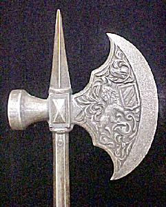 Metal Battle Ax - German (Image1)