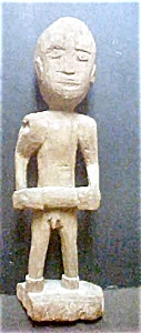 Wooden Ancester Figure Papua New Guinea (Image1)