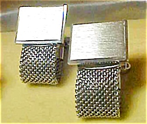 Anson Cufflinks/tie Tac Set In Box