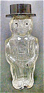 Gentleman w/ Top-hat & Tails Perfume Bottle (Image1)