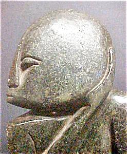 Shona Stone Female Figure - Zimbabwe (Image1)