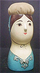 Paul Marshall Vintage Figural Pincushion (Image1)