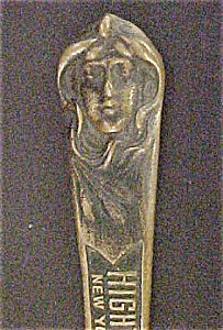 Art Nouveau Advertising Letter Opener (Image1)