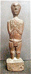 Male Ancestral Figure - Timor