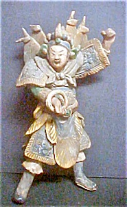 18th Century Chinese Temple Tile (Image1)