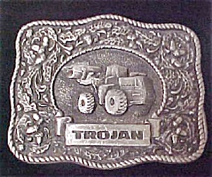 Trojan Belt Buckle - Advertising (Image1)