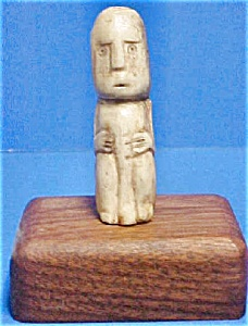 20th Century Bone Ancestor Figure from Lombok (Image1)