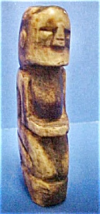 Lombok Island - Indonesia Bone Figure