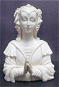 Praying Madonna Figure - Signed (Image1)