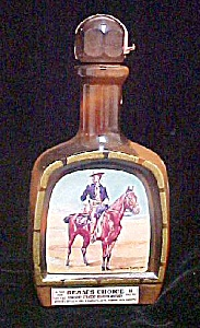 Beam's Choice Remington Decanter (Image1)