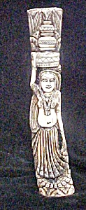 Asian Indian Female Figure (Image1)