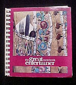 The Great Entertainer Cookbook - Buffalo Bill